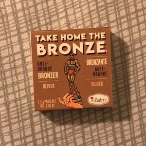 6 for $20 the Balm Cosmetics bronzer